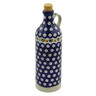 27 oz Stoneware Bottle - Polmedia Polish Pottery H6434F