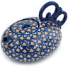 27 oz Stoneware Tea or Coffee Pot - Polmedia Polish Pottery H9406H