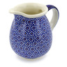 28 oz Stoneware Pitcher - Polmedia Polish Pottery H9746D