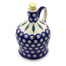 29 oz Stoneware Bottle - Polmedia Polish Pottery H9580I