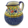 29 oz Stoneware Pitcher - Polmedia Polish Pottery H9946J