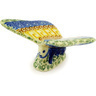 3-inch Stoneware Butterfly Figurine - Polmedia Polish Pottery H1873D