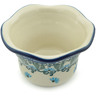 3-inch Stoneware Candle Holder - Polmedia Polish Pottery H0815I