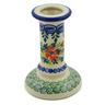 3-inch Stoneware Candle Holder - Polmedia Polish Pottery H4745K