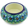 3-inch Stoneware Candle Holder - Polmedia Polish Pottery H5079G