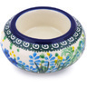 3-inch Stoneware Candle Holder - Polmedia Polish Pottery H5314G