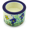 3-inch Stoneware Candle Holder - Polmedia Polish Pottery H5488G