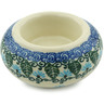 3-inch Stoneware Candle Holder - Polmedia Polish Pottery H6066I