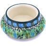 3-inch Stoneware Candle Holder - Polmedia Polish Pottery H6926G
