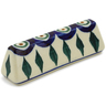 3-inch Stoneware Cutlery Stand - Polmedia Polish Pottery H6959J