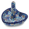 3-inch Stoneware Ring Holder - Polmedia Polish Pottery H2080K