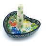 3-inch Stoneware Ring Holder - Polmedia Polish Pottery H7431G