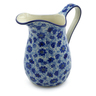30 oz Stoneware Pitcher - Polmedia Polish Pottery H1940K