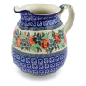 30 oz Stoneware Pitcher - Polmedia Polish Pottery H3343A