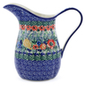 30 oz Stoneware Pitcher - Polmedia Polish Pottery H7510I
