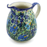 30 oz Stoneware Pitcher - Polmedia Polish Pottery H7519I