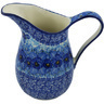30 oz Stoneware Pitcher - Polmedia Polish Pottery H7728G