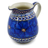 30 oz Stoneware Pitcher - Polmedia Polish Pottery H8937A