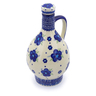 34 oz Stoneware Bottle - Polmedia Polish Pottery H6931E