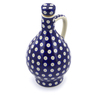 34 oz Stoneware Bottle - Polmedia Polish Pottery H7176E