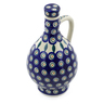 34 oz Stoneware Bottle - Polmedia Polish Pottery H7184E