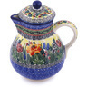 34 oz Stoneware Pitcher - Polmedia Polish Pottery H0093G