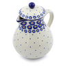 34 oz Stoneware Pitcher - Polmedia Polish Pottery H2857J