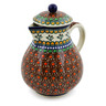 34 oz Stoneware Pitcher - Polmedia Polish Pottery H3641A