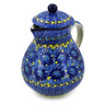 34 oz Stoneware Pitcher - Polmedia Polish Pottery H7548J