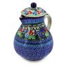 34 oz Stoneware Pitcher - Polmedia Polish Pottery H7556J
