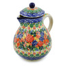34 oz Stoneware Pitcher - Polmedia Polish Pottery H7557J