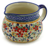 36 oz Stoneware Pitcher - Polmedia Polish Pottery H2510K