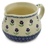 36 oz Stoneware Pitcher - Polmedia Polish Pottery H2527K