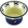 4-inch Stoneware Candle Holder - Polmedia Polish Pottery H4669G