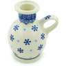4-inch Stoneware Candle Holder - Polmedia Polish Pottery H6733H