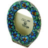 4-inch Stoneware Picture Frame - Polmedia Polish Pottery H6506G