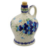 40 oz Stoneware Bottle - Polmedia Polish Pottery H6548J