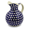 44 oz Stoneware Pitcher - Polmedia Polish Pottery H6509J