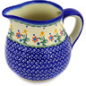 46 oz Stoneware Pitcher - Polmedia Polish Pottery H3719E