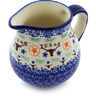 46 oz Stoneware Pitcher - Polmedia Polish Pottery H8270H