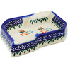 5-inch Stoneware Ashtray - Polmedia Polish Pottery H0462K