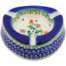 5-inch Stoneware Ashtray - Polmedia Polish Pottery H0881K