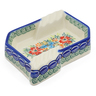 5-inch Stoneware Ashtray - Polmedia Polish Pottery H3110J