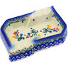 5-inch Stoneware Ashtray - Polmedia Polish Pottery H3865E