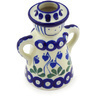 5-inch Stoneware Candle Holder - Polmedia Polish Pottery H4812G