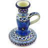5-inch Stoneware Candle Holder - Polmedia Polish Pottery H6267G