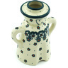 5-inch Stoneware Candle Holder - Polmedia Polish Pottery H6373H