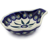 5-inch Stoneware Condiment Server - Polmedia Polish Pottery H6940J