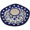 5-inch Stoneware Egg Holder - Polmedia Polish Pottery H5448G