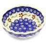5-inch Stoneware Scalloped Bowl - Polmedia Polish Pottery H7232D
